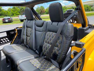 2019 Jeep Wrangler Unlimited V6 SAHARA LIFTED LEATHER HARDTOP NAV ALPINE   Plant City Florida  Bayshore Automotive   in Plant City, Florida