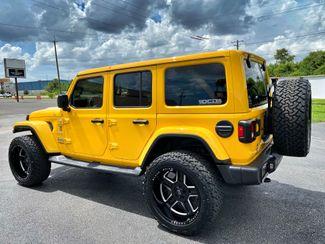 2019 Jeep Wrangler Unlimited HELLAYELLA CUSTOM LIFTED SAHARA LEATHER NAV  Plant City Florida  Bayshore Automotive   in Plant City, Florida