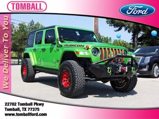 2019 Jeep Wrangler Unlimited Rubicon in Tomball, TX 77375