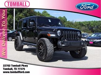 2019 Jeep Wrangler Unlimited Sport S in Tomball, TX 77375