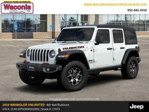 2019 Jeep Wrangler Unlimited Rubicon in Victoria, MN