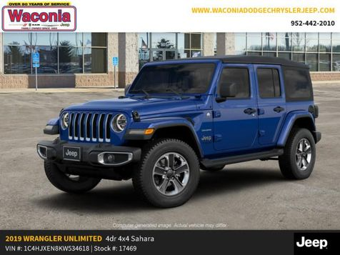 2019 Jeep Wrangler Unlimited Sahara in Victoria, MN