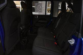 2019 Jeep Wrangler Unlimited Sahara Waterbury, Connecticut 16
