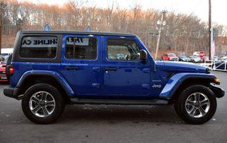 2019 Jeep Wrangler Unlimited Sahara Waterbury, Connecticut 7