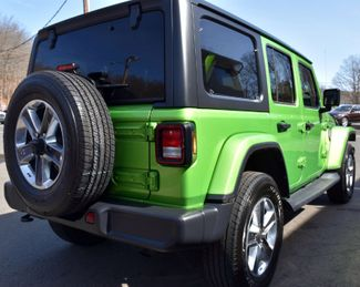 2019 Jeep Wrangler Unlimited Sahara Waterbury, Connecticut 5