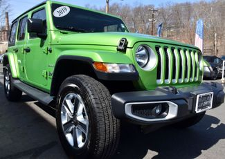2019 Jeep Wrangler Unlimited Sahara Waterbury, Connecticut 7
