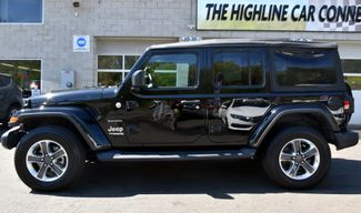 2019 Jeep Wrangler Unlimited Sahara Waterbury, Connecticut 2