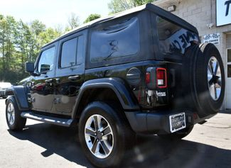 2019 Jeep Wrangler Unlimited Sahara Waterbury, Connecticut 3