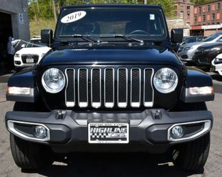 2019 Jeep Wrangler Unlimited Sahara Waterbury, Connecticut 8