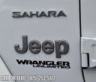 2019 Jeep Wrangler Unlimited Sahara Waterbury, Connecticut 9