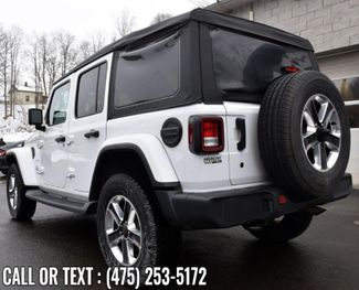 2019 Jeep Wrangler Unlimited Sahara Waterbury, Connecticut 2
