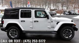 2019 Jeep Wrangler Unlimited Sahara Waterbury, Connecticut 5