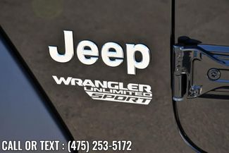 2019 Jeep Wrangler Unlimited Sport S Waterbury, Connecticut 9