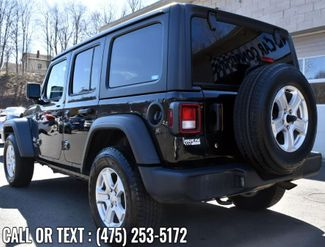 2019 Jeep Wrangler Unlimited Sport S Waterbury, Connecticut 2