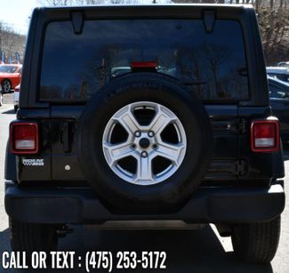 2019 Jeep Wrangler Unlimited Sport S Waterbury, Connecticut 3
