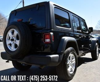 2019 Jeep Wrangler Unlimited Sport S Waterbury, Connecticut 4