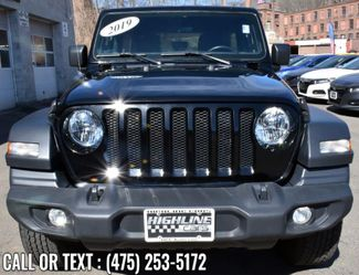 2019 Jeep Wrangler Unlimited Sport S Waterbury, Connecticut 7