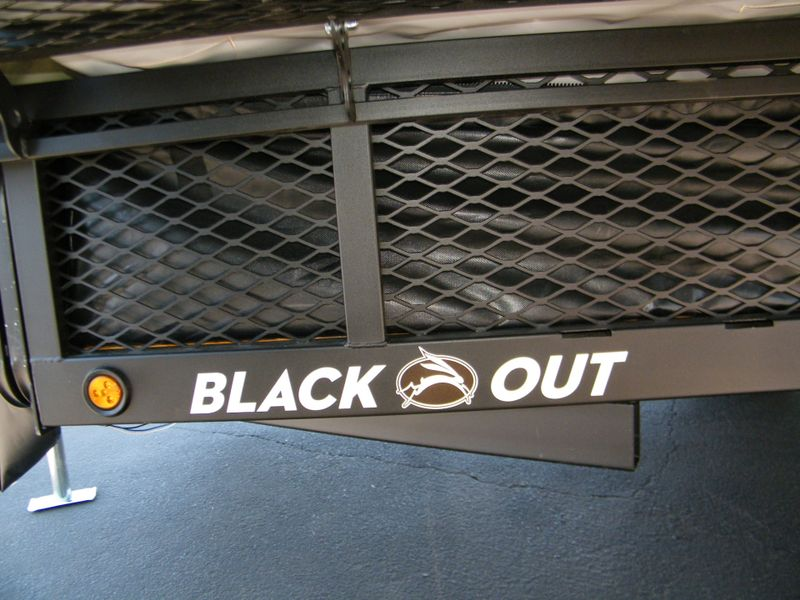 2019 Jumping Jack 6x12 Blackout  in Surprise, AZ