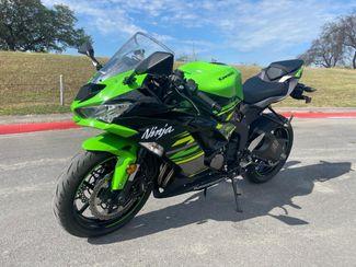 2019 Kawasaki Ninja ZX-6R in San Antonio, TX 78237