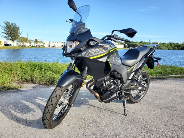 2019 Kawasaki Versys 300