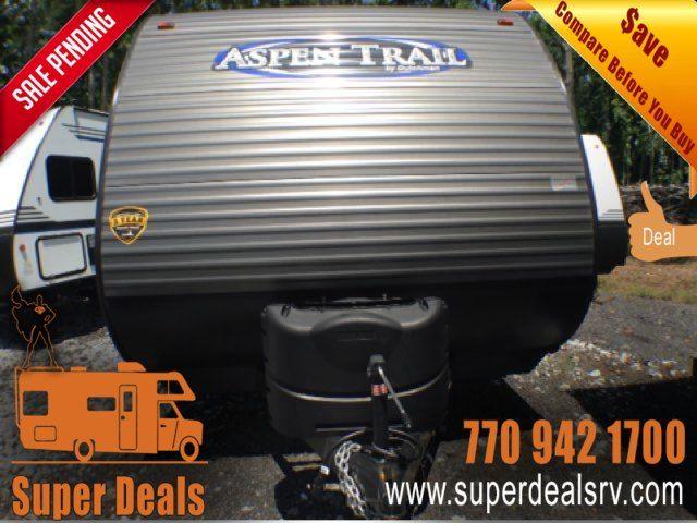2019 Keystone Aspen Trail 2710BH in Temple GA, 30179