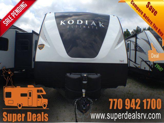 2019 Dutchmen Kodiak Ultimate 240BHSL