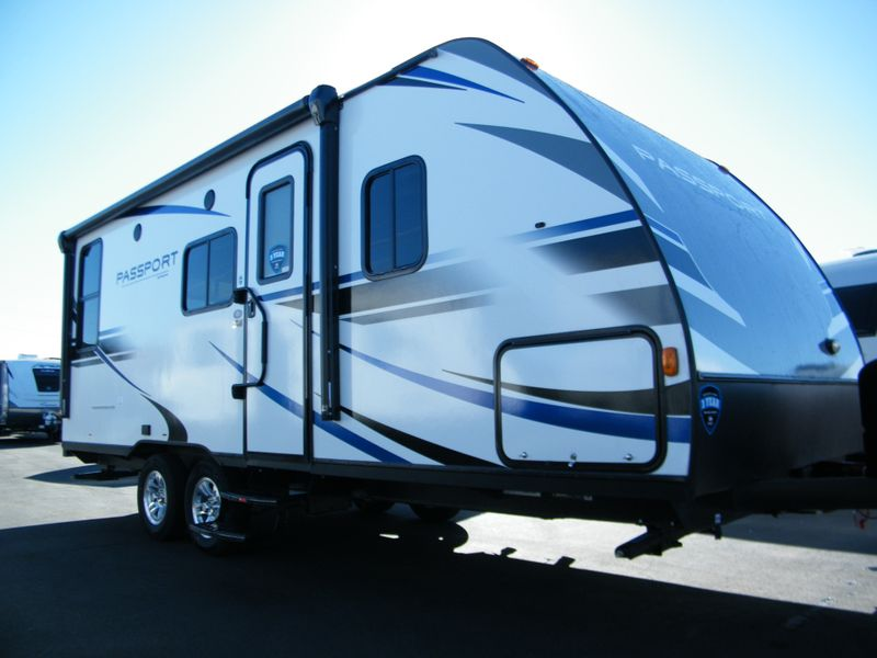 2019 Keystone Passport 216RDWE Ultra Lite  in Surprise AZ
