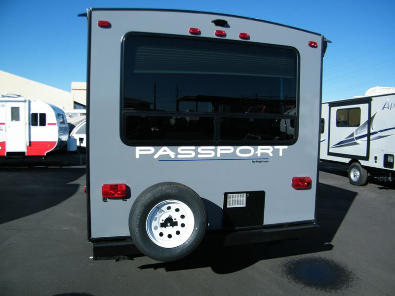 2019 Keystone Passport 216RDWE Ultra Lite  in Surprise, AZ