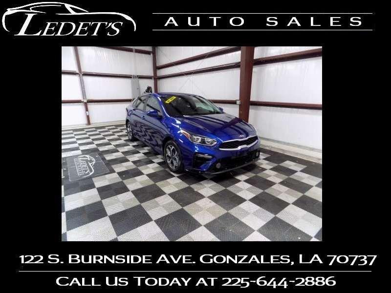 2019 Kia Forte LXS - Ledet's Auto Sales Gonzales_state_zip in Gonzales Louisiana