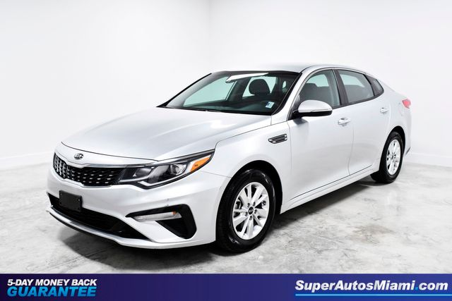 2019 Kia Optima LX in Doral, FL 33166