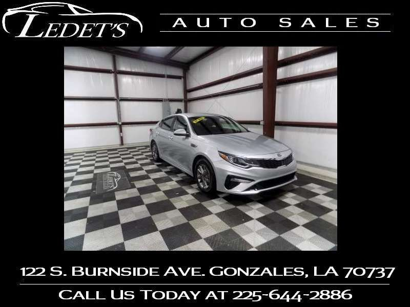 2019 Kia Optima LX - Ledet's Auto Sales Gonzales_state_zip in Gonzales Louisiana