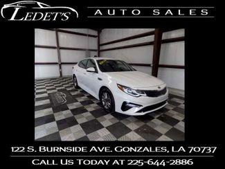 2019 Kia Optima LX - Ledet's Auto Sales Gonzales_state_zip in Gonzales