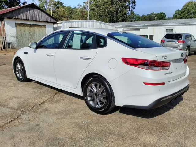 2019 Kia Optima LX Houston, Mississippi 3