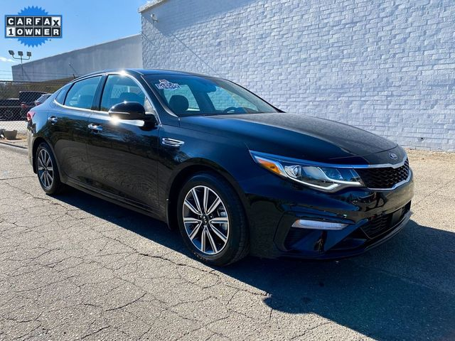 2019 Kia Optima EX Madison, NC 7