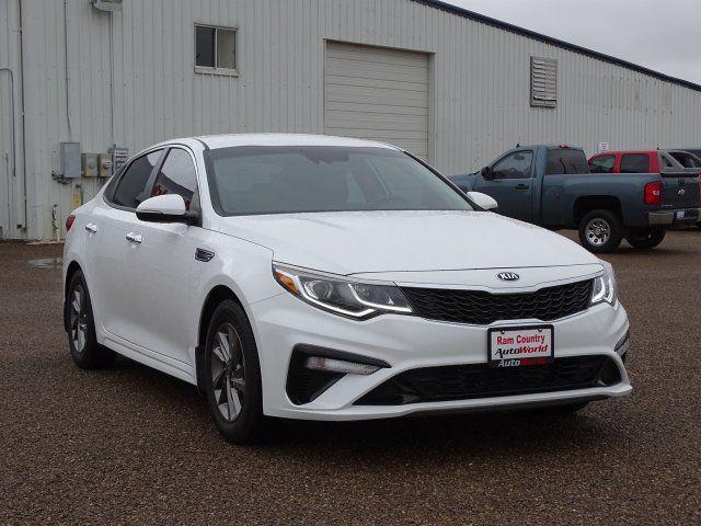 2019 Kia Optima LX in Marble Falls, TX 78654
