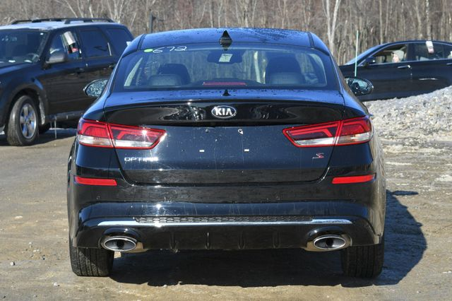 2019 Kia Optima S Naugatuck, Connecticut 3