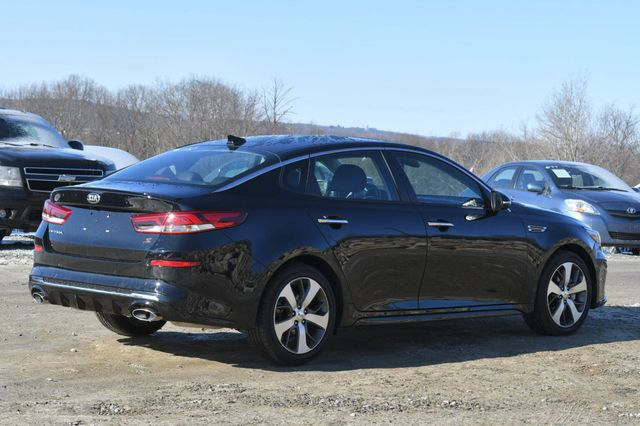 2019 Kia Optima S Naugatuck, Connecticut 4