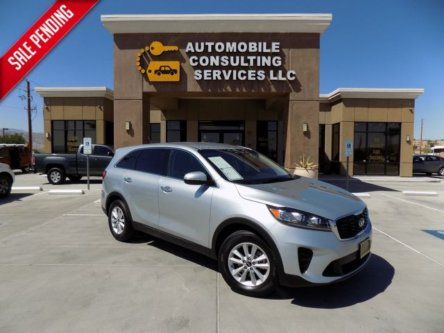 2019 Kia Sorento LX V6 3 row in Bullhead City, AZ 86442-6452