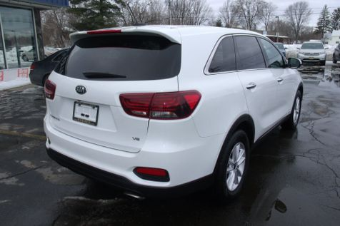 2019 Kia Sorento AWD 3rd Row Seating V6 HD Radio B/U Camera Low Miles!  | Rishe's Import Center in Ogdensburg, New York