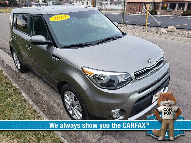 2019 Kia Soul 4d Hatchback   city MT  Bleskin Motor Company   in Great Falls, MT