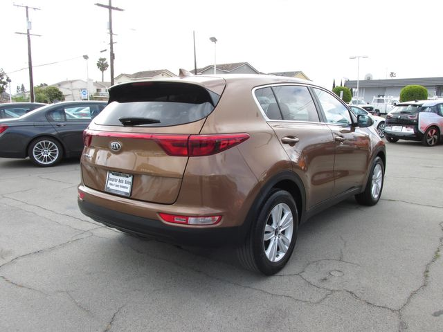 2019 Kia Sportage LX in Costa Mesa, California 92627
