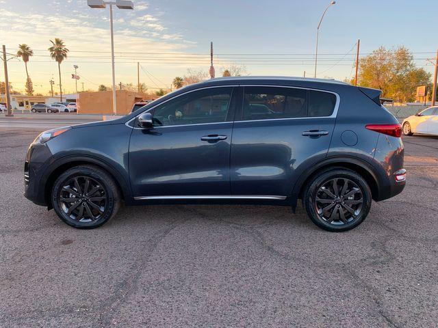 2019 Kia Sportage EX SPORT FULL MANUFACTURER WARRANTY Mesa, Arizona 1