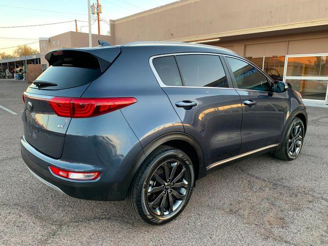 2019 Kia Sportage EX SPORT FULL MANUFACTURER WARRANTY Mesa, Arizona 4