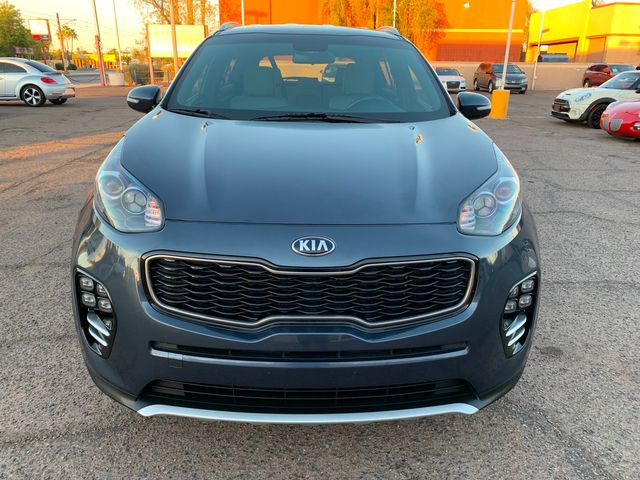 2019 Kia Sportage EX SPORT FULL MANUFACTURER WARRANTY Mesa, Arizona 7