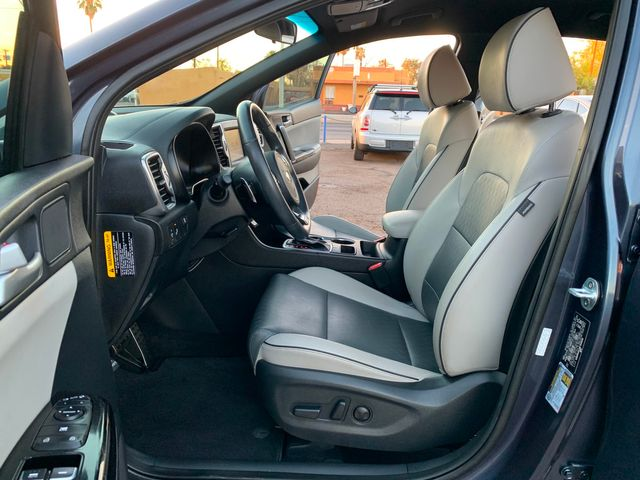 2019 Kia Sportage EX SPORT FULL MANUFACTURER WARRANTY Mesa, Arizona 9