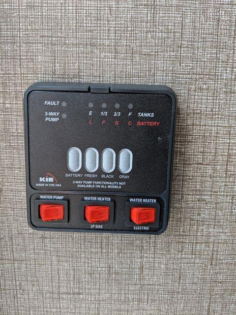 2019 Kz Connect C312BHK Mandan, North Dakota 13