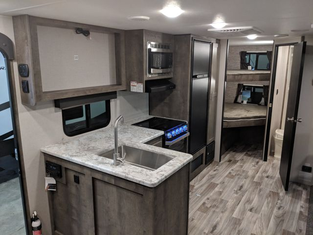 2019 Kz Connect C231BHKSE Mandan, North Dakota 6