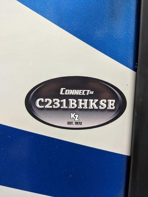 2019 Kz Connect C231BHKSE in Mandan, North Dakota 58554