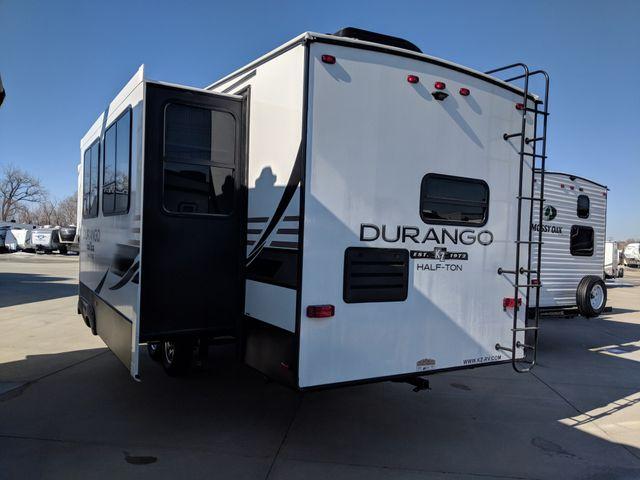 2019 Kz Durango Half-Ton D256RKT Mandan, North Dakota 1