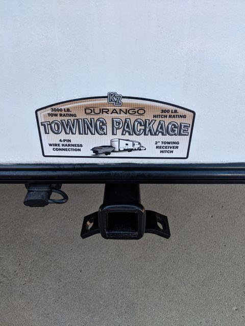 2019 Kz Durango Half-Ton D256RKT Mandan, North Dakota 32